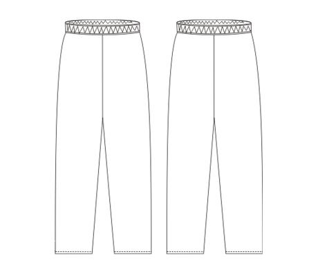 Calça Standard c/ Elástico